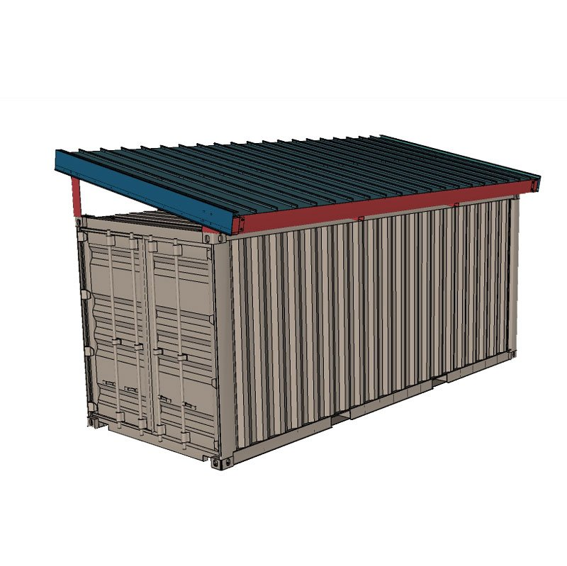 Container Cover Model CCPB