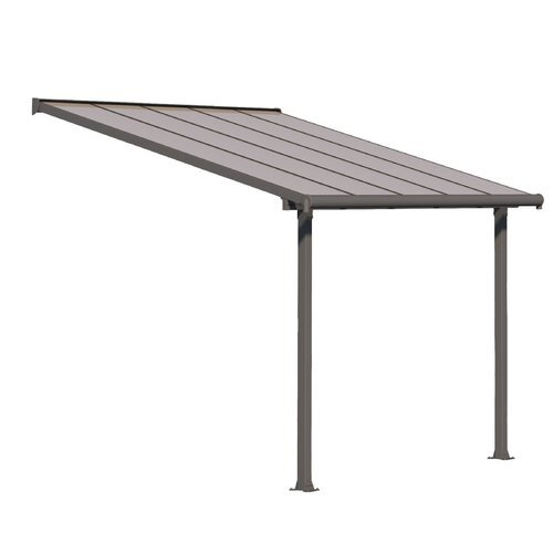 Olympia Patio Bronze Awning 10′ x 8′ x 10′